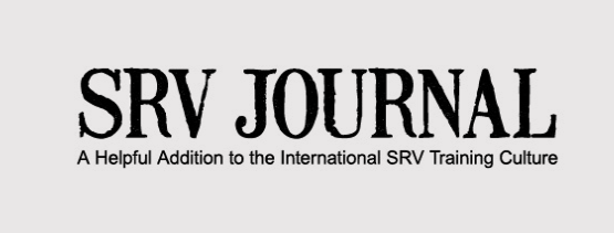 SRV Journal - A helpful addition to the International SRV Training Culture